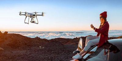 Potensic Gimbal Drone Featured