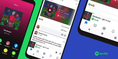 Spotify Miniplayer Facebook Featured
