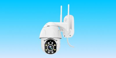 Touralle Security Camera Outdoor Featured