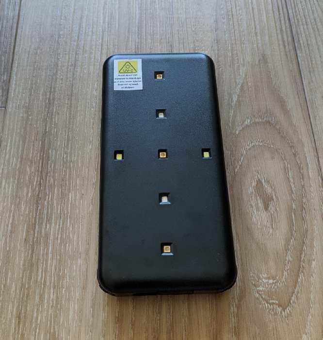 Lumières LED UV Collapix