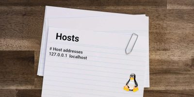 Edit Hosts File Linux Featured