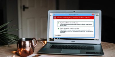 How to Install Unsigned Drivers in Windows 10