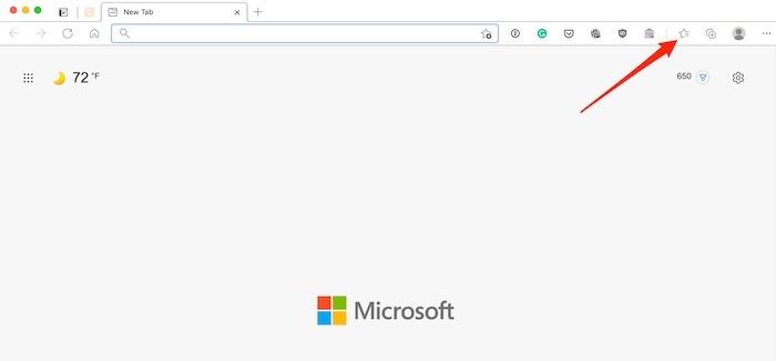 Microsoft एज कलेक्शंस बुकमार्क पसंदीदा में जोड़ें