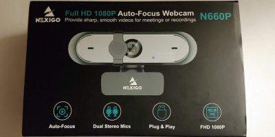 Nexigo 60 Fps Autofocus 1080p Webcam Review