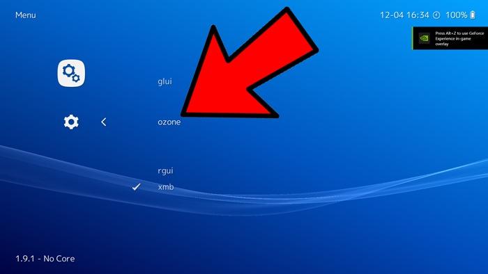 العب ألعاب PS1 على جهاز الكمبيوتر Retroarch أوزون
