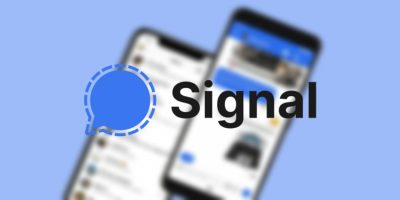 Signal App Featured