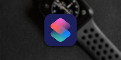 Siri Shortcuts Apple Watch Featured Image