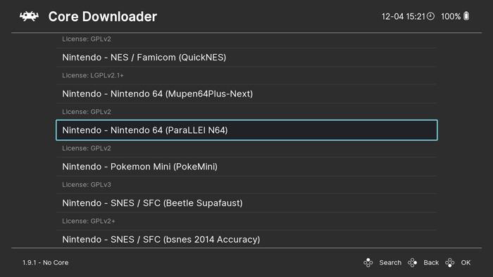 Ultimate Guide N64 Emulation Retroarch تنزيل N64 Core