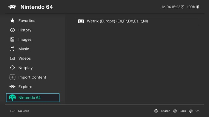 Ultimate Guide N64 Emulation Retroarch قائمة الألعاب