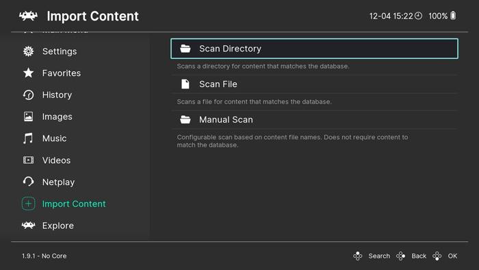 Ultimate Guide N64 Emulation Retroarch Scan Directory. دليل Ultimate Guide N64 Emulation Retroarch Scan Directory