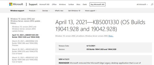 ما هو كتالوج Microsoft Update وكيفية استخدامه مقالة Kb