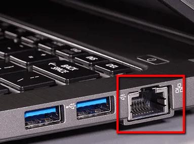 اتصال Windows LAN
