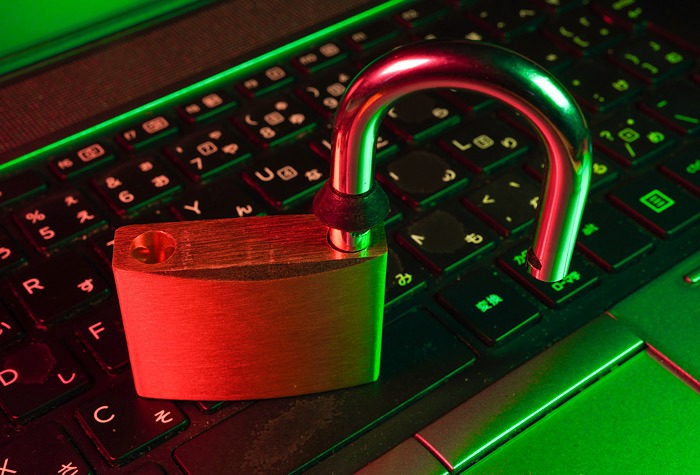 2fa Security Risk Locked