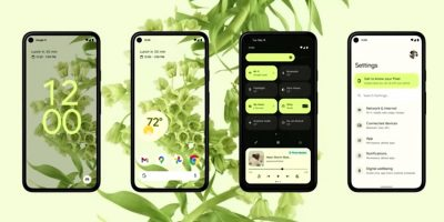 Android 12 Featured