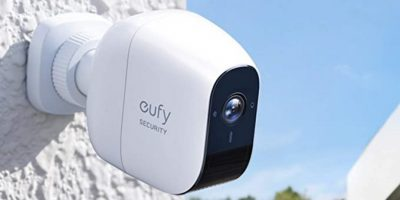 Eufy Security Camera System Featured