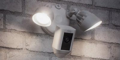 Ring Floodlight Security Cam Featured