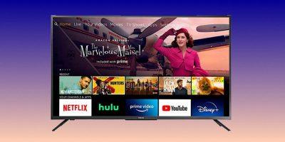 Toshiba 50 Smart Tv Featured
