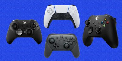 Best Gamepads For Pc Featured