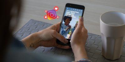 Instagram Featured Stories