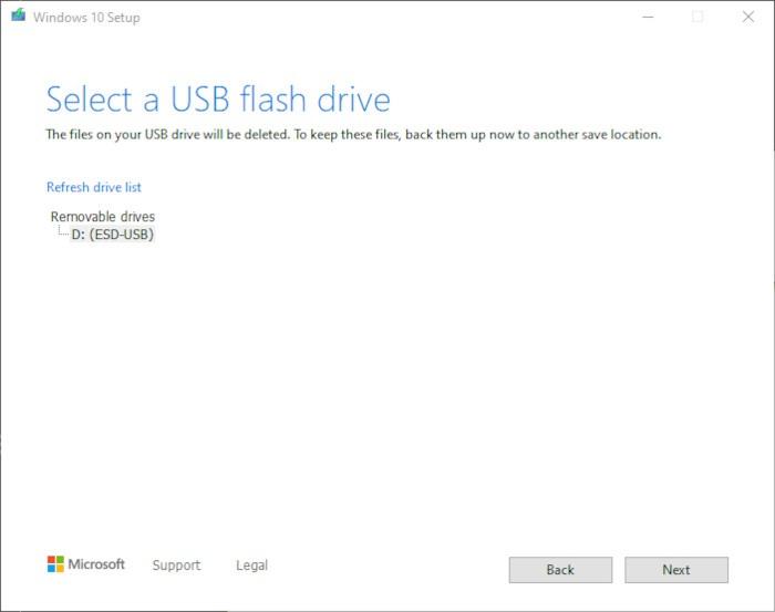 Install Windows 10 2021 Step 5