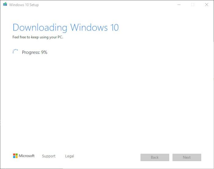 Install Windows 10 2021 Step 6
