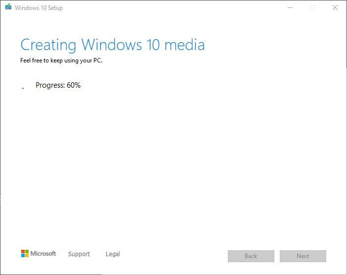 Install Windows 10 2021 Step 7