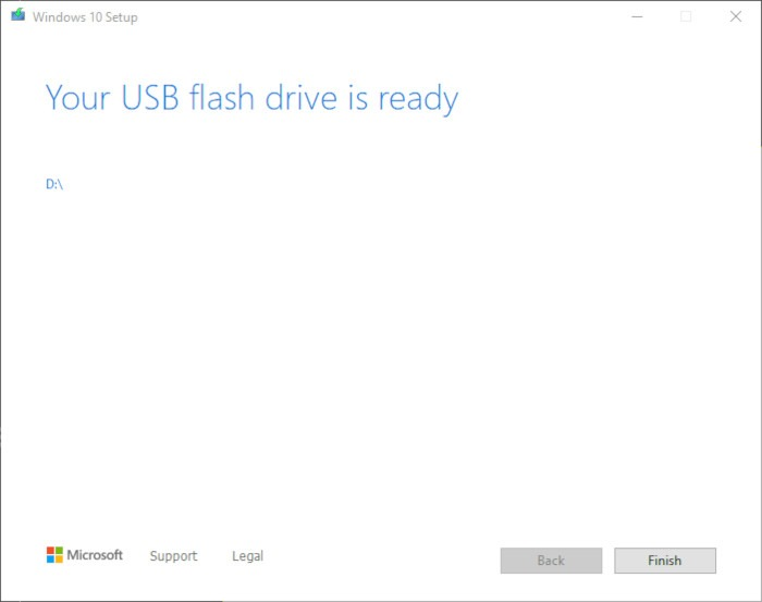Install Windows 10 2021 Step 8