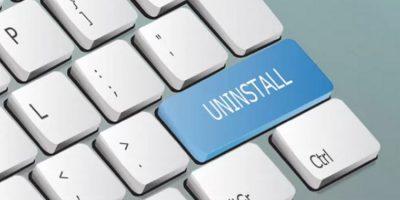 Featured Programs Windows Uninstall Immediately