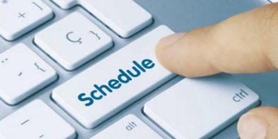Featured Schedule Automate Tasks Windows10