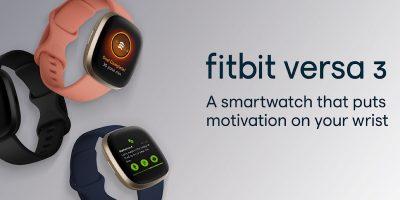 Fitbit Versa 3 Featured