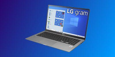 Lg Gram Laptop Featured
