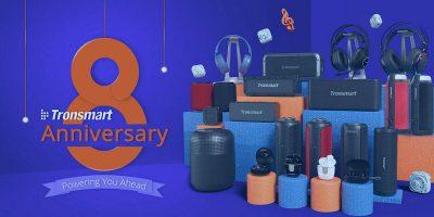 Tronsmart Anniversary Featured