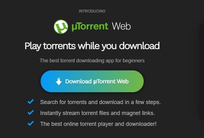 إلغاء تثبيت Windows على الفور برنامج Utorrent