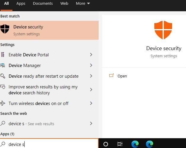 Windows11 Compatibility Device Security