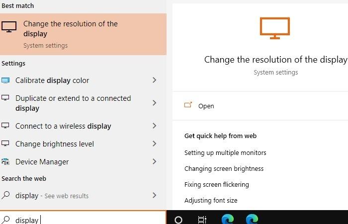 Windows11 Compatibility Display Resolution