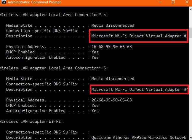 Windows11 Compatibility Wi Fidirect