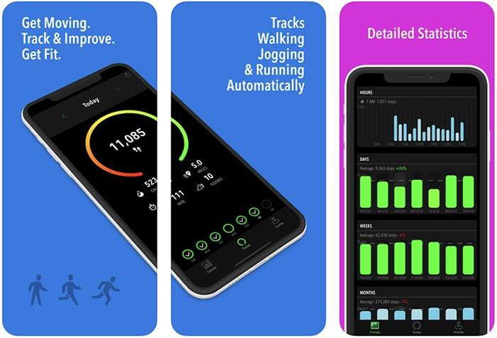 أفضل تطبيقات عداد الخطى خطوة عداد Iphone Activitytracker