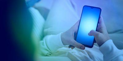 Featured Blue Light