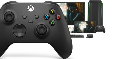 Xbox Controller Feature