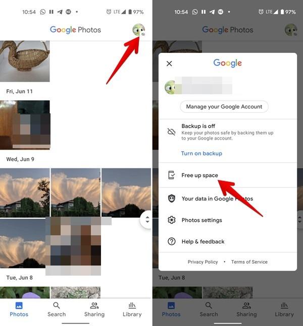 انقل صور Google إلى Amazon Photos Free Up Storage