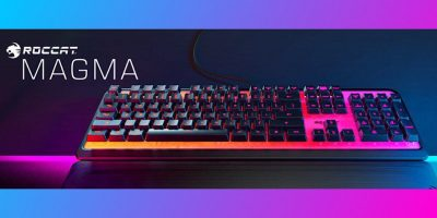 Roccat Gaming Keyboard Featured