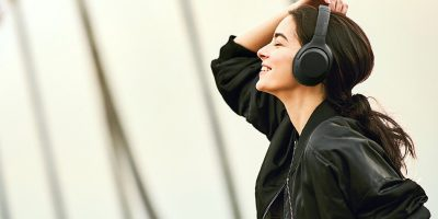 Sony Noise Canceling Headphones Featured