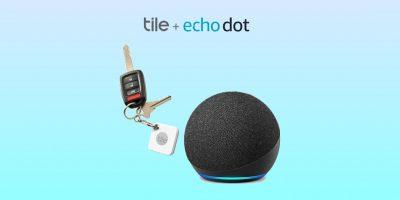 Tile Echo Dot Featured