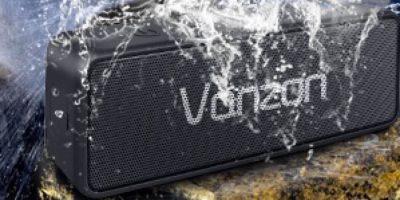 Vanzon Bluetooth Speaker Featured