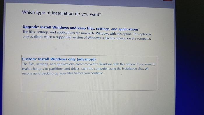تثبيت مخصص لتثبيت Windows11 مُسرب
