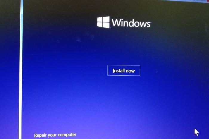 تثبيت Windows11 المتسرب قم بالتثبيت الآن