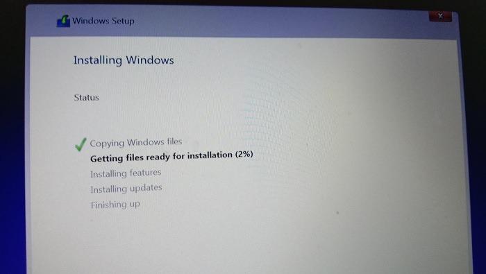Windows11 التثبيت المتسرب التثبيت Windows11