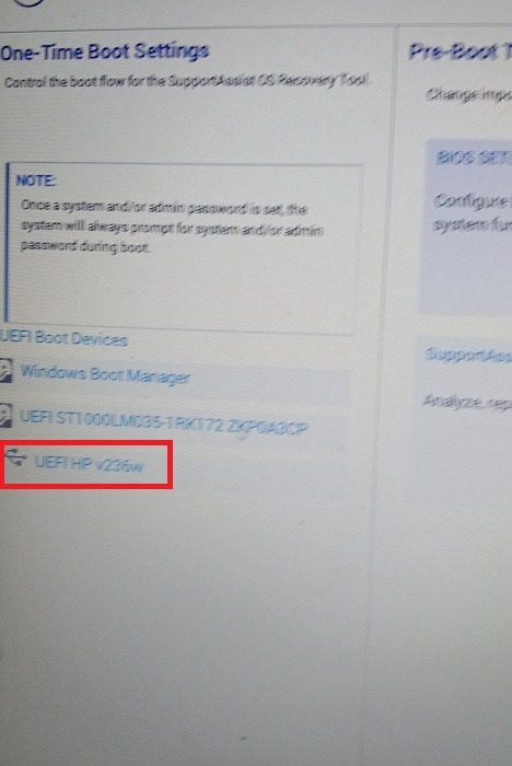 Windows11 التثبيت المتسرب التمهيد مرة واحدة