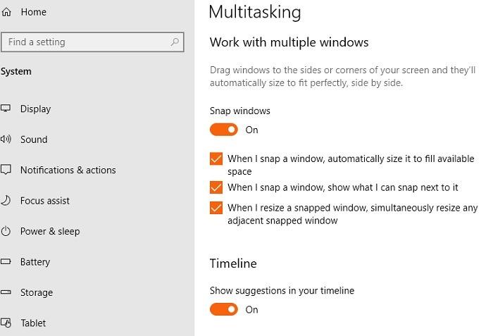 Windows11 التقط Windows On