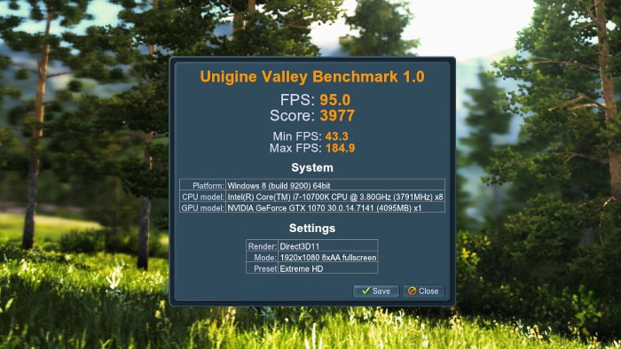 How To Benchmark Your Windows Pc Update Unigine Valley Results